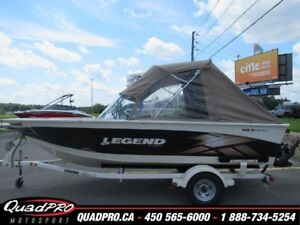 2010 Legend Boats Xcalibur18 58.60$/SEMAINE