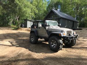2003 Jeep Autre Coupé (2 portes)