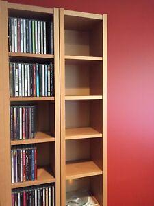 Recherche bibliothèques Benno fini hêtre (et non bouleau)