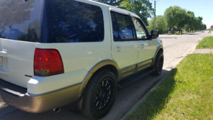 2003 ford expedition eddie bauer LOW km 160