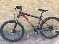 Saracen mantra 27.5 mountain bike