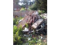Free scrap metal to collect