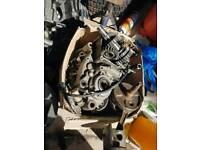 Kx 250 2 stroke motocross engine