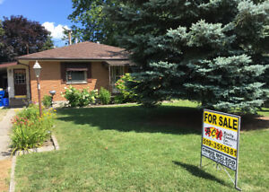 Wallaceburg - well built home with potential!