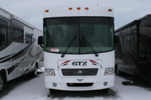 2009 Georgetown GTX by Forest River 36' Toy Hauler