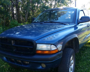 2002 Dodge Dakota Sport 4x4
