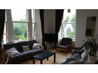4 Bed flat to rent in Woodlands area of Glasgow
