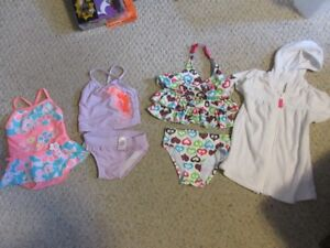 Toddler Girl Swimsuits