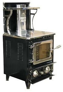 "Margin "" Flame View Heater "" Cookstove - Safeguard Stoves"