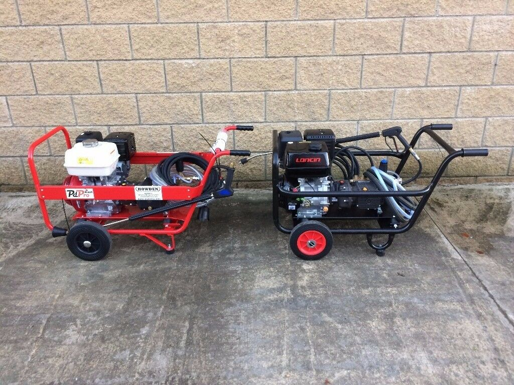Honda Power Pressure Washers Hawk , Hot And