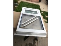 UPVC window plus full Top Opening plus 2 keys
