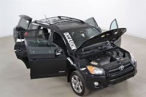 2011 Toyota RAV4 Sport 4WD 2.5L Mags+Toit Ouvrant+Bluetooth