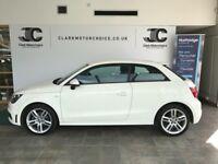 Audi A1 TDI S LINE (white) 2013-05-01