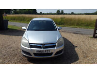 2005 1.7 Vauxhall Astra 147000 Miles MOT Until Aprill 2018 Only £800
