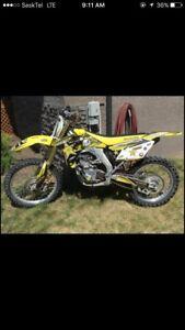 2007 rmz450