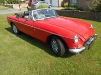 MGB Roadster 1973 (fully restored)