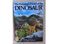 Brilliant Book The Prehistoric World of the Dinosaur.