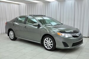 "2014 Toyota Camry LE SEDAN w/ BLUETOOTH, A/C, SUNROOF & 17"""" ALL"