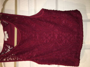 X-Small/small women's clothing!