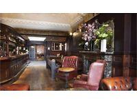 Pub furniture, restaurant, hotel furniture