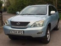 LEXUS RX300 AUTOMATIC PETROL ** FULL CREAM LEATHER ** LONG MOT ** SERVICE HISTORY