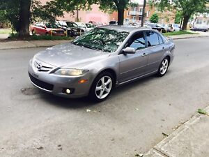 Mazda6 2007 4cylinder fully Loaded Super clean 106000km
