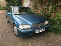 1998│Mercedes-Benz C Class 1.8 C180 Elegance 4dr│CAMBELT REPLACED│SERVICE HISTORY│MOT TILL 19 DEC