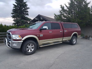 2011 Ram 3500 Long Horn Long Box
