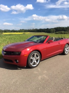 2012 Chevrolet Camaro RS Convertible REDUCED