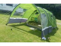Hi gear enigma 5 tent bundle