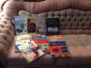 Sewing Projects Book Assortment