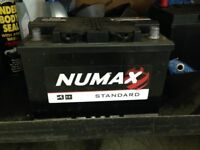 Car battery for sale!