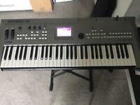 Yamaha mm6 synthesizer