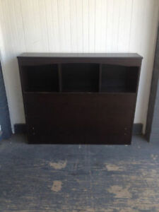 Pair of Book Shelf Head Boards