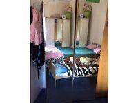 2 wardrobes for sale