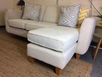 DFS Capsule Collection Corner Sofa Left or right handside