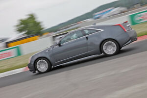 2013 Cadillac CTS Coupe (2 door)