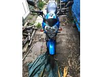 125cc sinnis st 125 spares or repairs
