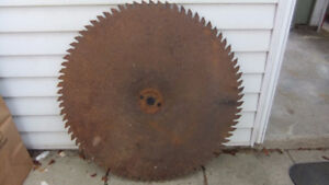 30 inch buzz saw blade for cutting wood