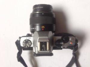 Olympus OMD EM5 + Lens Panasonic Leica DG Summilux 25 1.4
