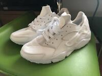 Brand New Nike Huarache White