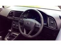2016 SEAT Leon 1.6 TDI 110 SE Dynamic Technol Manual Diesel Hatchback