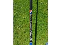 Zziplex fishing rod