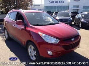 2010 Hyundai Tucson GLS  Low Mileage Leather