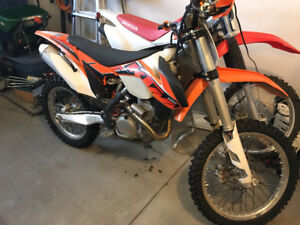 Practically brand new Ktm XC-F 250