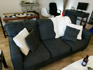 Black Couch :)