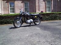 classic matchless 1960 motorcycle