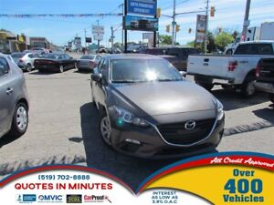 2014 Mazda MAZDA3 SPORT GX-SKY | CLEAN | HATCHBACK | NEW DESIGN