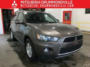 2012 Mitsubishi Outlander LS V6 AWD - 7 PASSAGERS - HITCH!!