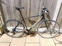 Saracen Urban Esc Bike